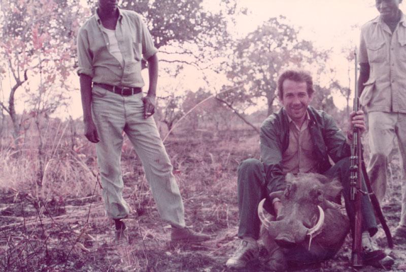 El alcalde, cazador... (Cortesía Gatopardo)